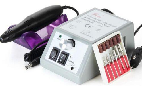 Επαγγελματικό σέτ Manicure & Pedicure Mercedes 2000 Nail Art Drill 220V EU Plug Acrylic Manicure and Pedicure Set 20000RPM Nail Tools