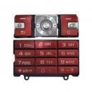 Πληκτρολόγιο Sony Ericsson K610 Κόκκινο