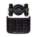 Γνήσιο Πληκτρολόγιο Sony Ericsson W395 Dusky Grey