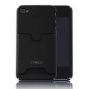 Θήκη Shield Apple iPhone 4 City Traveller S-2 Μαύρο/Black