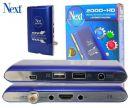 NEXT YE-2000 HD IPTV ΔΟΡΥΦΟΡΙΚΟΣ ΔΕΚΤΗΣ ΔΙΑΔΙΚΤΥΑΚΟΣ