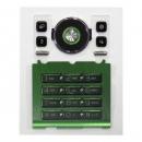 Πληκτρολόγιο Sony Ericsson S500 Πράσινο