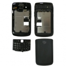 Γνήσια Πρόσοψη BlackBerry 9780 Bold Μαύρο με Πληκτρολόγιο