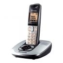 Ασύρματο Τηλέφωνο Panasonic KX-TG6421 Ασημί