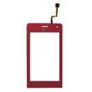 Γνήσιο Touch Screen LG KU990 Viewty Κόκκινο (Μηχανισμός Αφής)