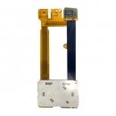 Καλώδιο Πλακέ Nokia 3600 Slide με Πλακέτα Πάνω Πληκτρολογίου