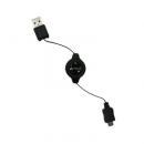 Καλώδιο Σύνδεσης Micro USB με Σύστημα Περιέλιξης (Ασυσκεύαστο)