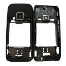 Γνήσιο Μεσαίο Πλαίσιο Nokia E65 Μαύρο