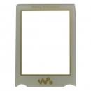 Εσωτερικό Τζαμάκι Οθόνης Sony Ericsson W850 Χρυσό