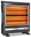 Θερμάστρα χαλαζία ASEL AH8225 2800Watt