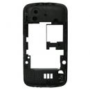 Γνήσιο Μεσαίο Πλαίσιο Sony Ericsson W100i Spiro Μαύρο
