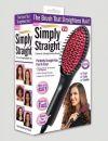 OEM 3in1 Θερμαινόμενη βούρτσα ισιώματος μαλλιών με ψηφιακή ρύθμιση θερμοκρασίας - Apalus Brush Hair