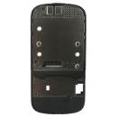 Γνήσιο Μεσαίο Πλαίσιο Sony Ericsson W20i Zylo Μαύρο