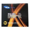 DVD-R χωρητικότητας 4.7GB(10 τεμ.)