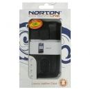 Θήκη Κάθετη Aniline Nokia E7-00 Μαύρο