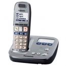 Ασύρματο Τηλέφωνο Panasonic KX-TG6571 Ασημί