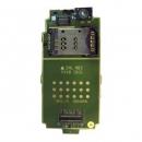 Γνήσια Πλακέτα με Βάση Κάρτας Sim,On-Off και Ακουστικό Nokia 6111