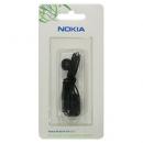 Hands Free Nokia WH-103 3.5mm Μαύρο