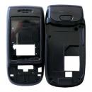 Πρόσοψη Samsung D500 Μαύρο