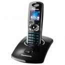 Σετ Ασύρματο Τηλέφωνο Panasonic KX-TG8301 Μαύρο + Φακός Sunmol ML14B2