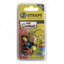 Flashing J-Strap Simpsons Kids (2 τεμ.)