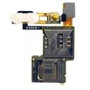 Γνήσια Πλακέτα με Βάση Κάρτας Μνήμης & Κάρτας Sim Sony Ericsson C902