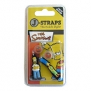 Flashing J-Strap Simpsons Parents (2 τεμ.)