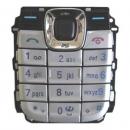 Πληκτρολόγιο Nokia 2610 Ασημί
