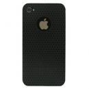 Faceplate Apple iPhone 4 Mesh Shell Μαύρο