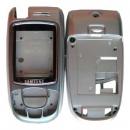 Πρόσοψη Samsung E810 Ασημί