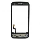 Γνήσια Μπροστινή Πρόσοψη Samsung M8910 Pixon 12 Μαύρο