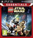 LEGO STAR WARS THE COMPLETE SAGA ESSENTIALS PS3 ���