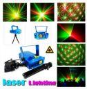 Φωτορυθμικό laser με φανταστική απόδοση για αξέχαστες εκδηλώσεις