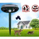 Ηλιακός Ηλεκτρονικός Απωθητής Περιστεριών, Πτηνών κτλ - Ultrasonic Solar Power Signal Animal Repeller Outdoor Mouse Dog Cat Expeller NEW Εκφοβιστής Πουλιών / Πτηνών και Ενοχλητικών Ζώων
