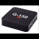 OEM ANDROID TV BOX G-150 Penta Core ΜΕ ΥΠΟΣΤΗΡΙΞΗ ΑΝΑΛΥΣΗΣ 4K H.265 8GB (SMART TV)