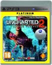 UNCHARTED 2: AMONG THIEVES PLATINUM PS3 Μτχ