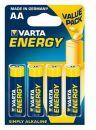Αλκαλικές Μπαταρίες Varta Energy Simply Alkaline AA LR6 / MN1500