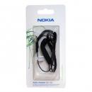 Hands Free Nokia WH-201 3.5mm Μαύρο
