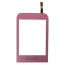 Γνήσιο Touch Screen Samsung C3300K Champ Ροζ (Μηχανισμός Αφής)