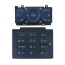 Γνήσιο Πληκτρολόγιο Sony Ericsson W595 Μπλε