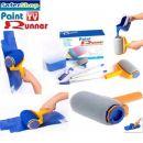 Σετ Ρολό βαψίματος που δεν σταζει και δεν λερώνει Clever Paint Runner - Βάψτε μόνοι σας εύκολα και απλά γεμιζοντάς το