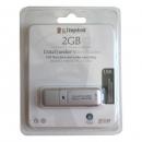 USB Flash Disk + Reader Kingston 2GB DTCRC