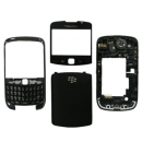 Γνήσια Πρόσοψη BlackBerry 9300 Curve 3G Μαύρο με Πληκτρολόγιο