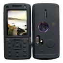 Θήκη Silicon Sony Ericsson K850 Flat Μαύρο