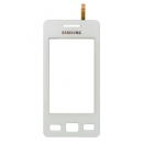 Γνήσιο Touch Screen Samsung S5260 Star II Λευκό (Μηχανισμός Αφής)