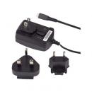 Φορτιστής Ταξιδίου BlackBerry Micro USB με Αντάπτορες Πρίζας (NA/UK/EU)