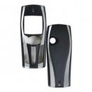 Πρόσοψη Nokia 7250 Μαύρο-Ασημί