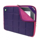 Θήκη Sleeve Gecko Apple iPad/iPad 2 SwagBag Μωβ