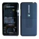 Πρόσοψη Sony Ericsson S500 Μαύρο με Πληκτρολόγιο