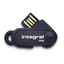 USB Flash Disk Integral 8GB Flexi Drive